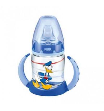 Nuk Biberon Entrena Donald Azul 150 ml