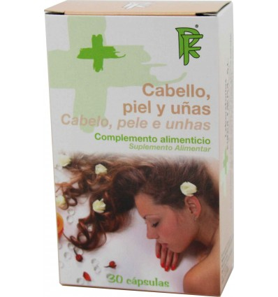 Rueda Farma Cabello Piel Uñas 30 capsulas