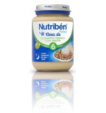Nutriben Potito Cena Crema Guisantes con Jamon 200 g