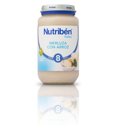 Nutriben Potito Merluza con Arroz 250 g