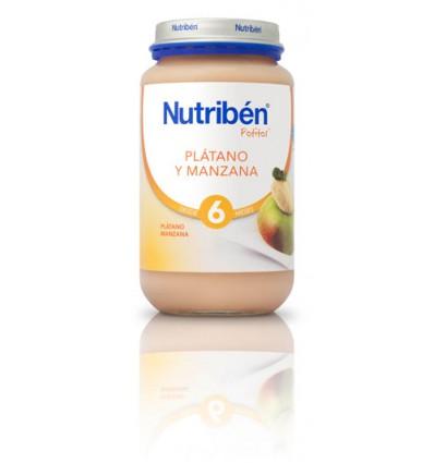 Nutriben Potito Platano Manzana 250 g