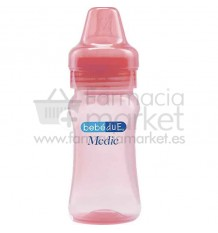 Bebedue Biberon Rosa 260 ml