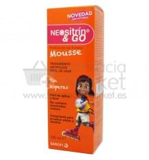 Neositrin Mousse antipiojos 100 ml