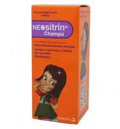 Neositrin Champu antipiojos 100 ml