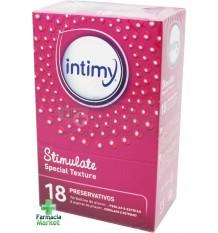 Intimy Preservativos Stimulate 18 unidades