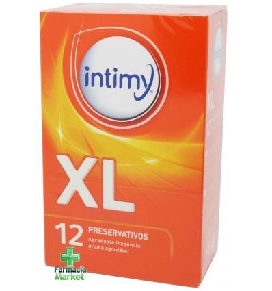 Intimy Preservativos XL 12 unidades