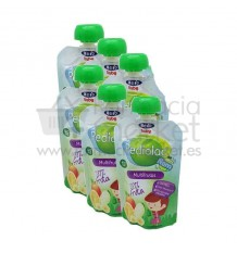 Pedialac Ñam Multifrutas Pack 6 unidades