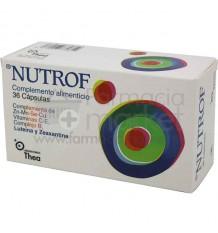 Nutrof 36 capsulas