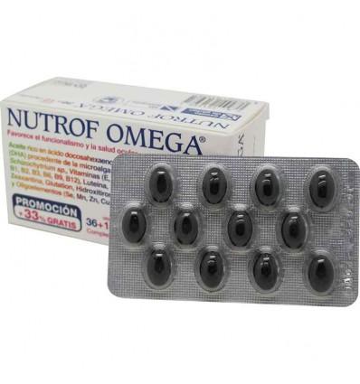 nutrof omega vitaminas