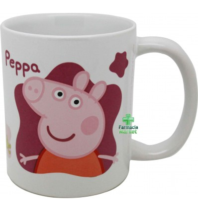Peppa Pig Taza Ceramica
