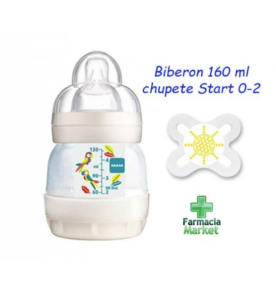 Mam Baby Biberon 130 ml Pack