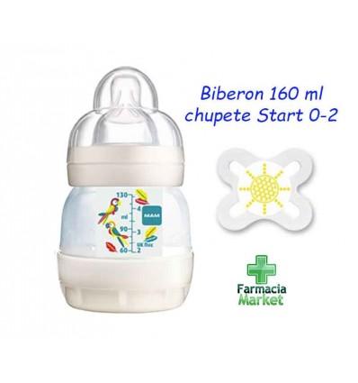 Mam Baby Biberon 160 ml Pack