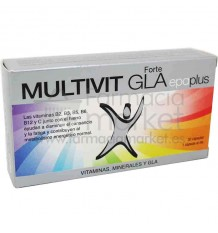 Epaplus Multivit Gla Forte 30 capsulas