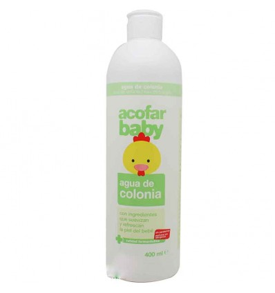 Agua de colonia acofarbaby 400 ml