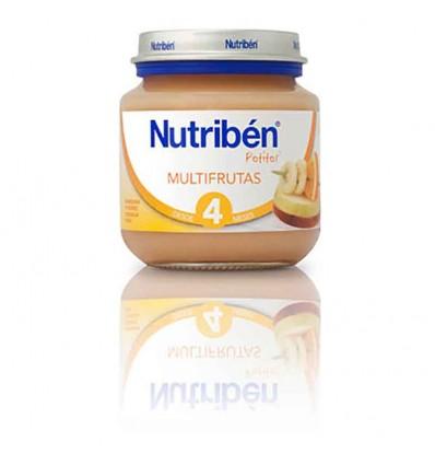 Nutriben Potito Multifrutas 130 g