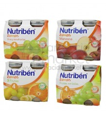 Nutriben Zumo Bipack 2 unidades 130 ml