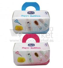 Chicco Set de Higiene Happy Bubbles