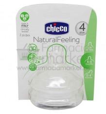 Chicco Tetina Step Up Flujo Regulable 2 unidad