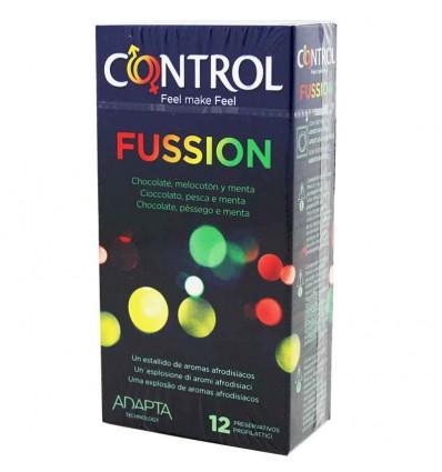 Preservativos Control Fussion 12 unidades