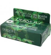 Dernove Jabon Natural De Aceite de Oliva 100 g