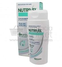 Nutrivel Biogenina and Triactive Champu fortificante 200 ml
