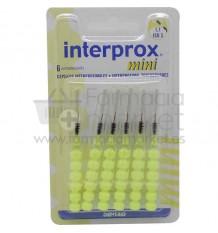Interprox Cepillo Interproximal Mini 6 unidades