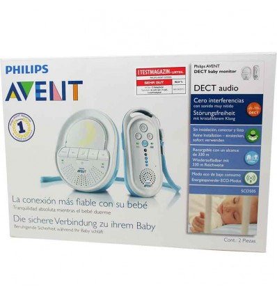 Avent philips dect audio 505