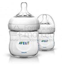 Avent Natural Biberon 125 ml Duplo Formato Ahorro