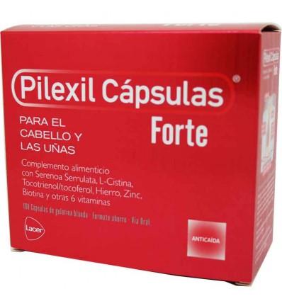 Pilexil Forte 100 capsulas
