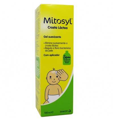 Mitosyl Costra Lactea gel suavizante 100 ml