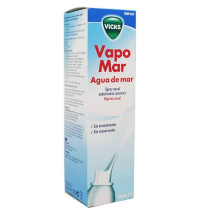 Vicks Vapo mar Isotonico 100 ml