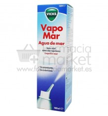 Vicks Vapo mar Hipertonico 100 ml