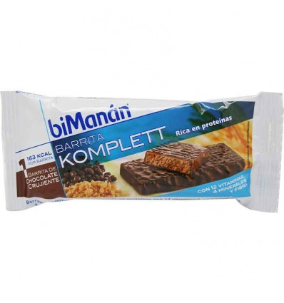 Bimanan Barrita Chocolate Cereales Komplett