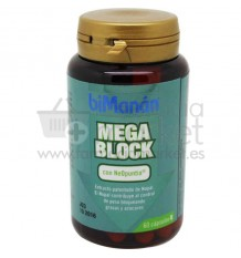 Bimanan Mega Block 60 capsulas