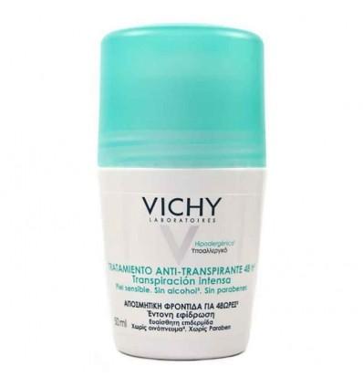 Vichy Desodorante Antitranspirante 48 h 50 ml