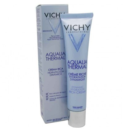 Vichy Aqualia Thermal Crema Rica Tubo 40 ml