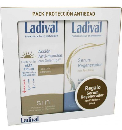 Ladival Antimanchas Antiedad Pack