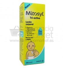 Mitosyl Triactive Locion corporal 200 ml