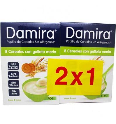damira papilla 8 cereales galleta duplo promocion