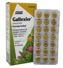 Gallexier 84 comprimidos