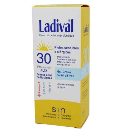 Ladival 30 Crema Pieles Sensibles 75 ml