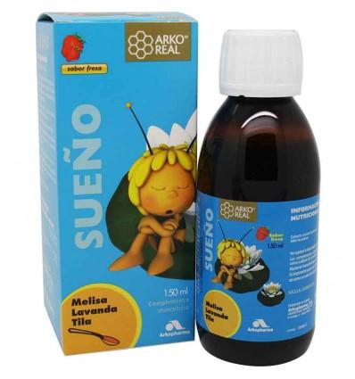 Arkoreal Jarabe Sueño sabor Fresa 150 ml