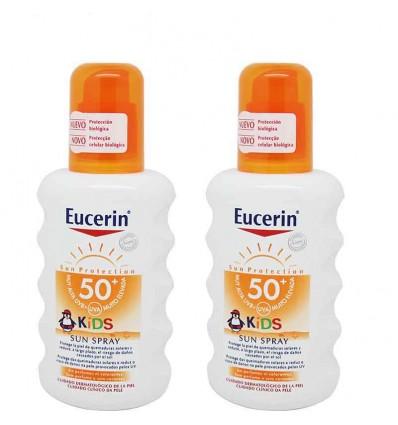 Eucerin Solar Niños 50 Spray 200 ml Duplo Promocion