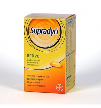 Supradyn Activo 90 comprimidos