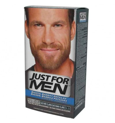 Just for Men Barba Castaño Claro M 25 gel 30 ml