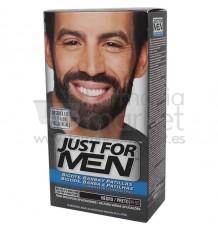Just for Men Barba Negro M 55