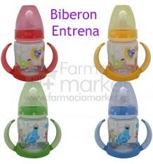 Nuk Biberon Entrena Barrio Sesamo 150 ml
