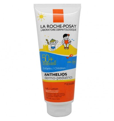 La roche Posay Anthelios Pediatrica 50 Leche 300 ml