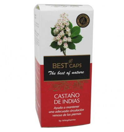 Best Caps Castaño de Indias 80 capsulas Arkopharma