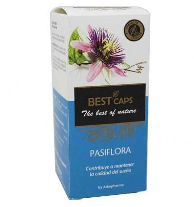 Best Caps Pasiflora 80 capsulas Arkopharma